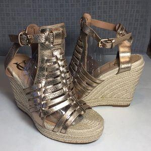 Vince Camuto Signature Danessa Wedge Sandals